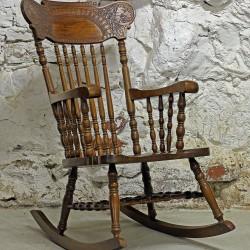 Кресло-качалка, как и когда оно появилось?