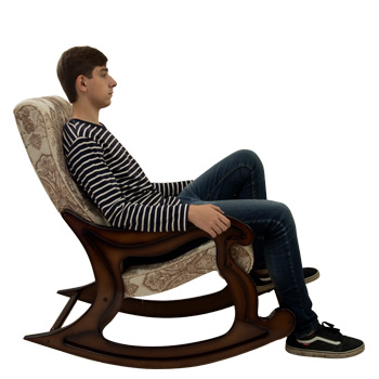 "Кресло - качалка ""Шерлок"""